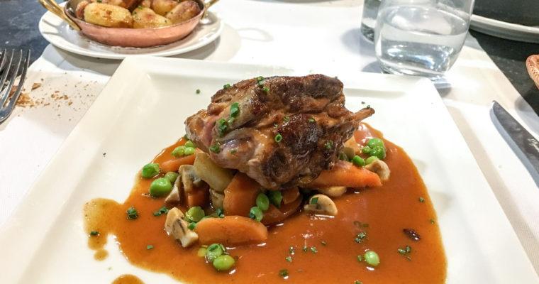Restaurant Review: Maison Baron-Lefèvre