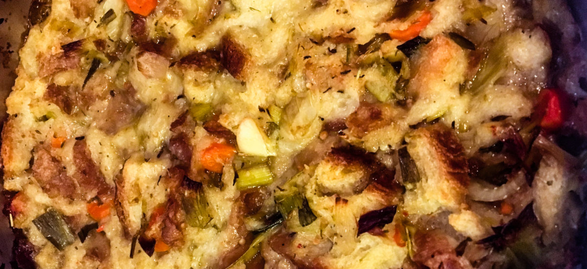 Frenchified Fall Stuffing